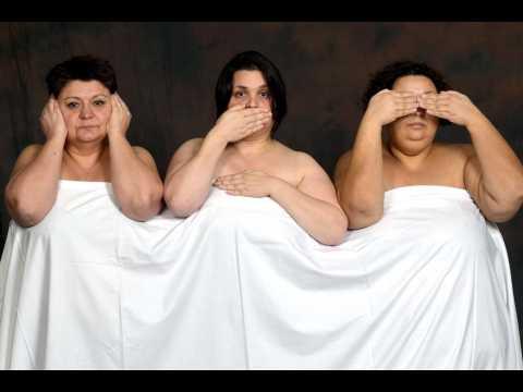 BIG - L'expo photo qui révèle les personnes obèses