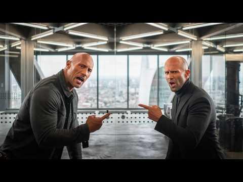 Fast & Furious : Hobbs & Shaw - Teaser 5 - VO - (2019)