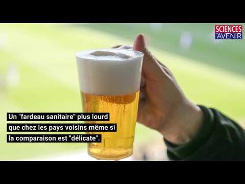 L'alcool en France : 40.000 morts par an