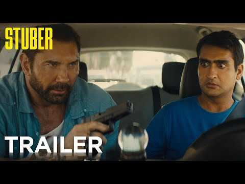 STUBER | OFFICIAL HD TRAILER #3 | 2019