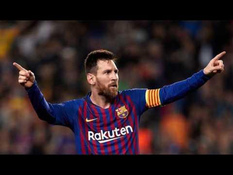 Lionel Messi athlète le mieux payé de la liste Forbes
