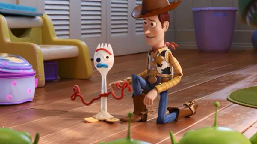Toy Story 4 - Extrait 1 - VF - (2019)