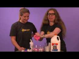 Slime Made Simple! Live Science Shows You How
