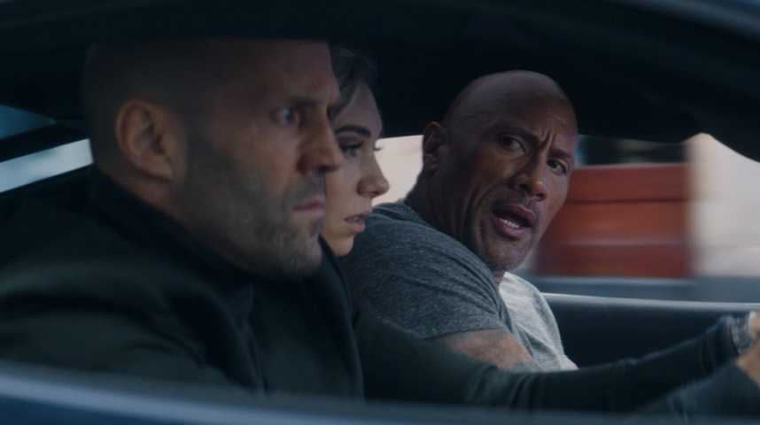 Fast & Furious : Hobbs & Shaw - Extrait 5 - VO - (2019)