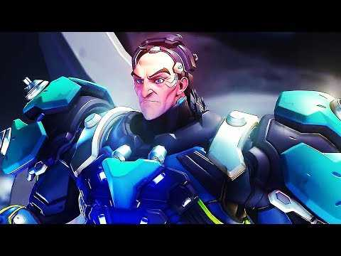 "OVERWATCH ""Sigma"" Gameplay Trailer (2019) PS4 / Xbox One / PC"
