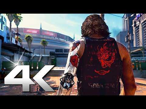 "CYBERPUNK 2077 ""Deep Dive"" Gameplay Trailer 4K (2019) PS4 / Xbox One / PC"