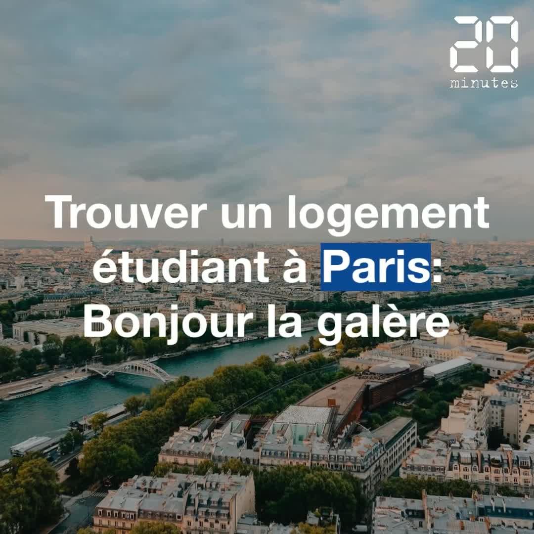 Trouver un logement étudiant à Paris: Bonjour la galère !