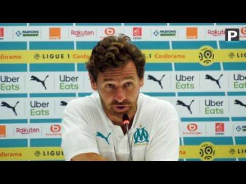 """OM-Reims : """"Mes joueurs ont fait des efforts pour trouver des solutions"""" (Villas-Boas)"""