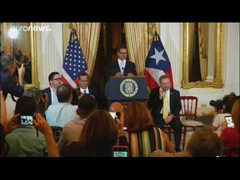 New Puerto Rico governor Pedro Pierluisi faces uncertainty amid calls for fresh leadership