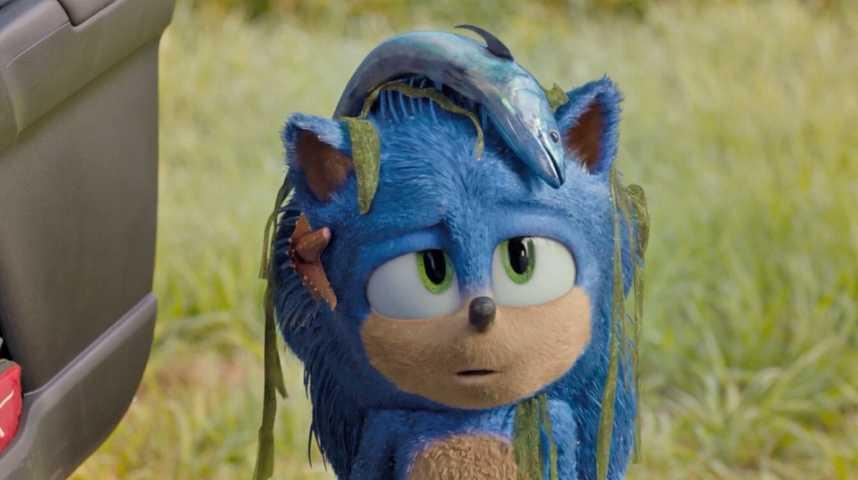 Sonic le film - Extrait 2 - VF - (2020)