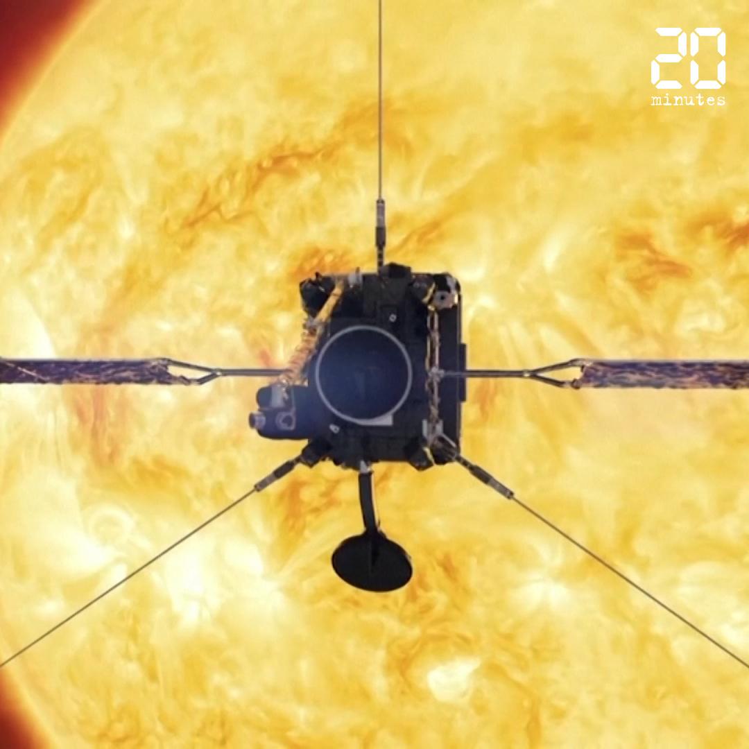 Espace : Solar Orbiter a commencé son long voyage ver le Soleil