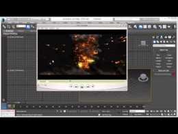 FumeFX Tutorial: Create A Fire Tornado: Introduction