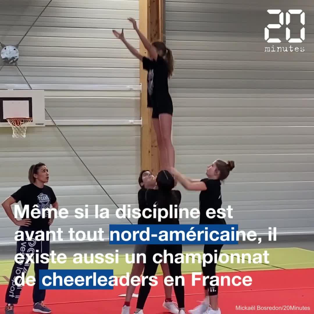 Bordeaux : Plongée au coeur du cheerleading avec le club des Tigers de Villenave d'Ornon