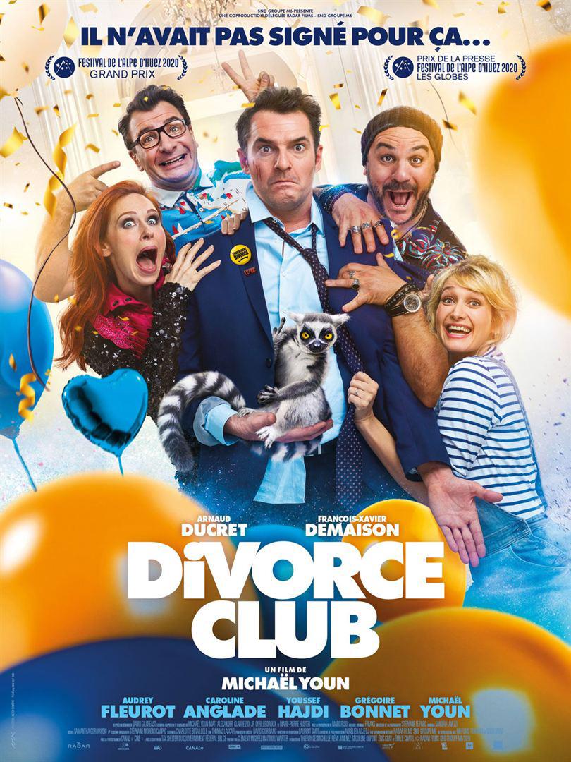 Bande-annonce du film Divorce club