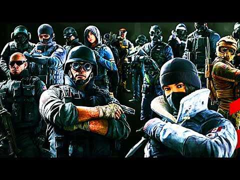 "RAINBOW SIX SIEGE ""Road to Six Invitational"" Trailer ""2020"" PS4 / Xbox One"