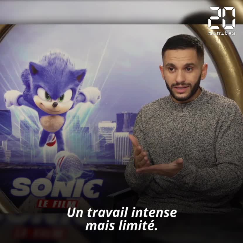 Malik Bentalha: «Je faisais partie de la team Sonic et pas de la team Mario»