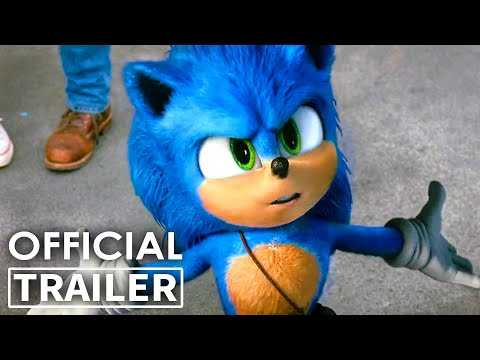 """SONIC THE HEDGEHOG """"I Was Not Expecting That"""" Trailer (2020) NEW Movie Clips"""