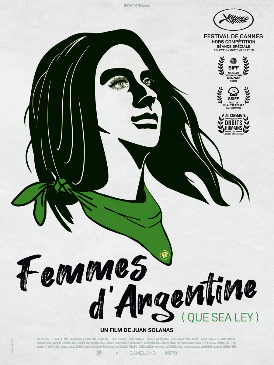 Bande-annonce du film Femmes d'Argentine (Que sea ley)