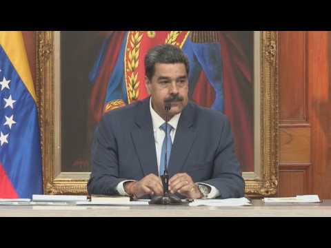 Maduro asks some countries to work with Venezuela