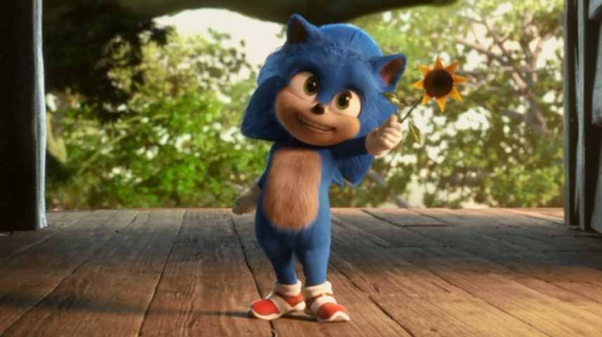 Sonic le film - Extrait 1 - VF - (2020)