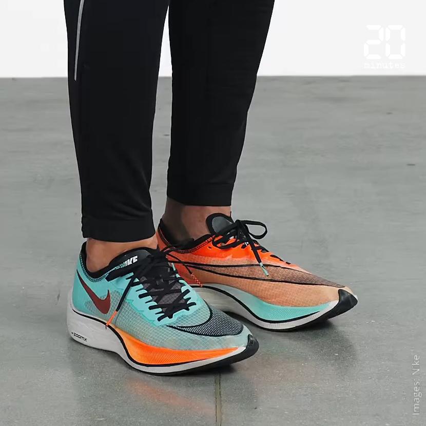 Nike: Vers une interdiction de la basket grande vitesse Vaporfly ?