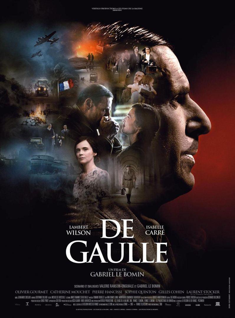 Bande-annonce du film De Gaulle