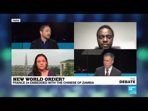 New world order? France 24 embedded with the Chinese in Zambia