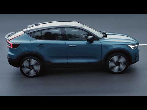 Volvo C40 Recharge Driving Video