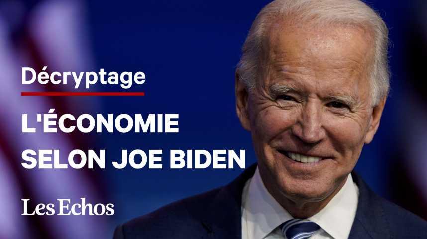 Illustration pour la vidéo L'Europe aurait-elle dû faire un plan de relance « à la Joe Biden » ?