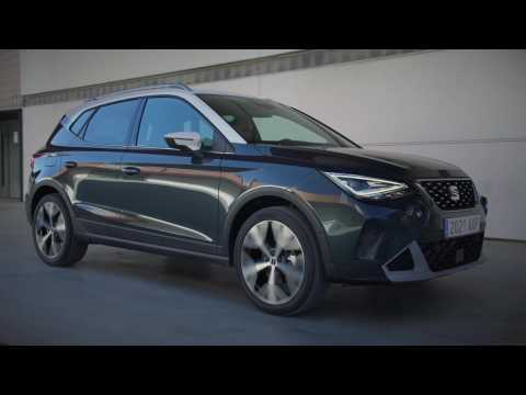 2021 SEAT Arona Xperience Driving Video