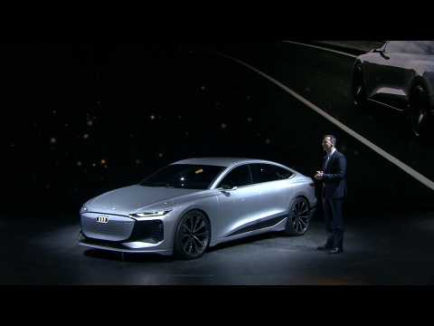 Highlights from the Audi Press Conference of Auto Shanghai 2021