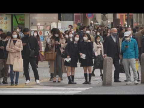 Tokyo to tighten anti-COVID measures amid record number of infections