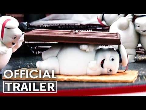GHOSTBUSTERS 3 AFTERLIFE Mini-Pufts Trailer (Paul Rudd, 2021)