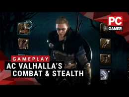 Assassin's Creed Valhalla's Combat and Stealth: First Impressions