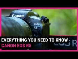 Canon EOS R5 | Everything You Need To Know In 1 Minute