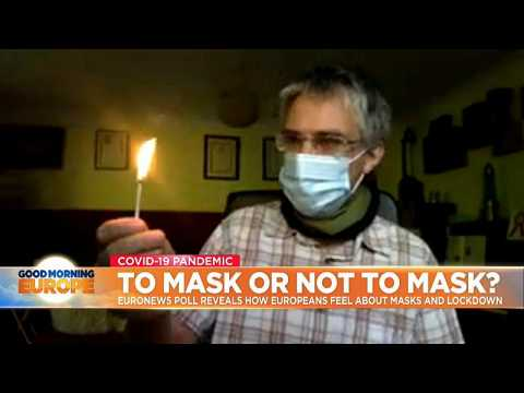 Face masks vs scarves: Why it's important to wear a proper face covering