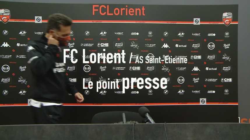 Thumbnail  Covid-19 : double test au FC Lorient avant Saint-Étienne