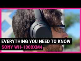 Sony WH-1000XM4 | Everything You Need To Know In 1 Minute