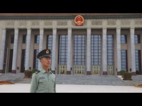 China pays tribute to its heroes ahead of National Day
