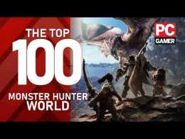 Etalase 100 Teratas: Monster Hunter World |  Pemain Game PC