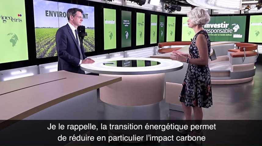 Illustration pour la vidéo Investir Responsable : Comment la banque et l'assurance agissent pour protéger notre planète