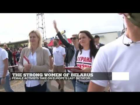 The strong women of Belarus