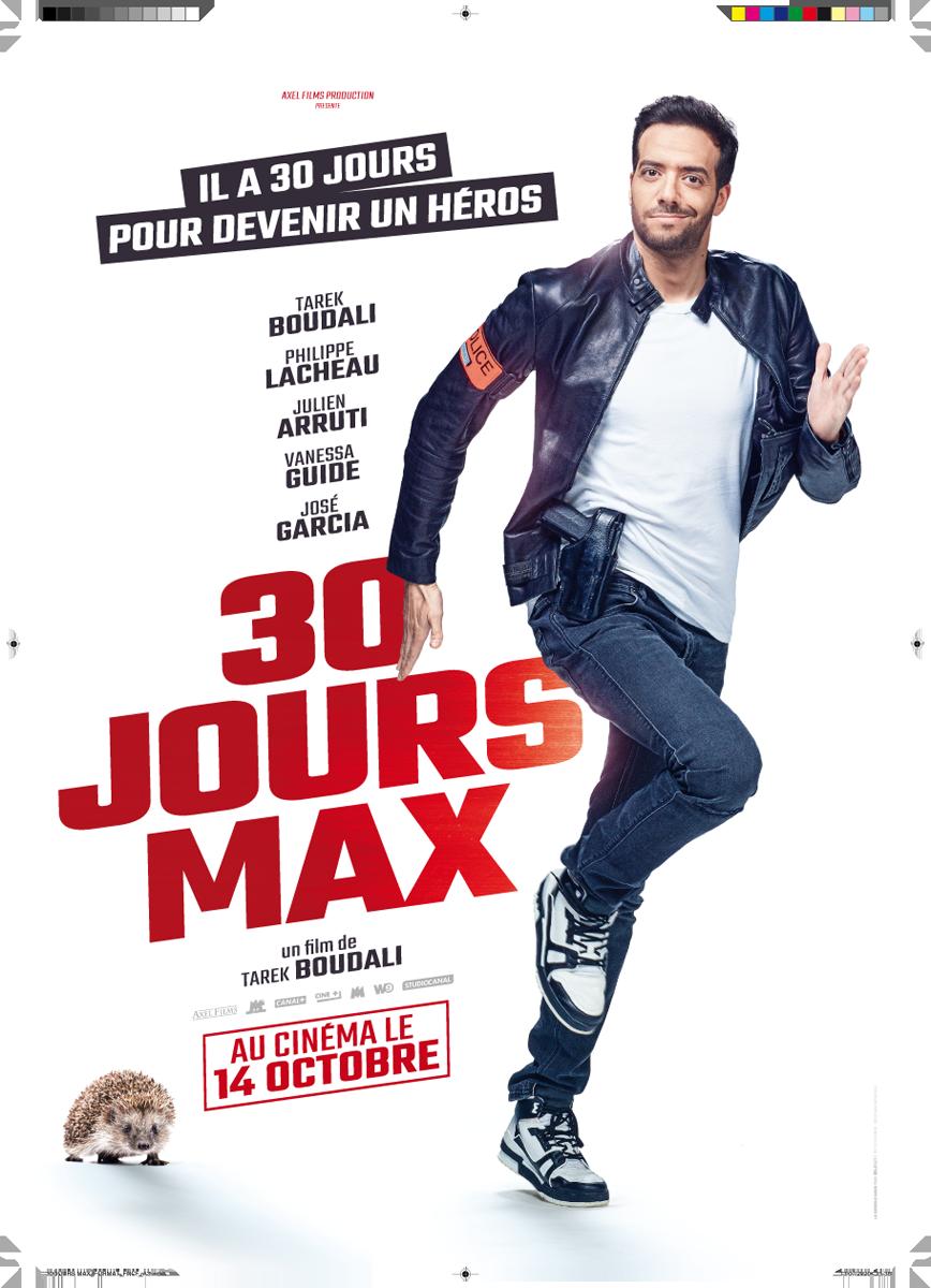 Bande-annonce du film 30 jours max