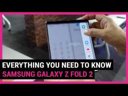 Samsung Galaxy Z Fold 2 | Everything You Need To Know In 1 Minute