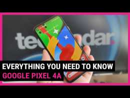 Google Pixel 4a | Everything You Need To Know In 1 Minute