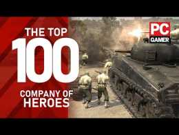 The Top 100 Showcase: Company of Heroes | PC Gamer