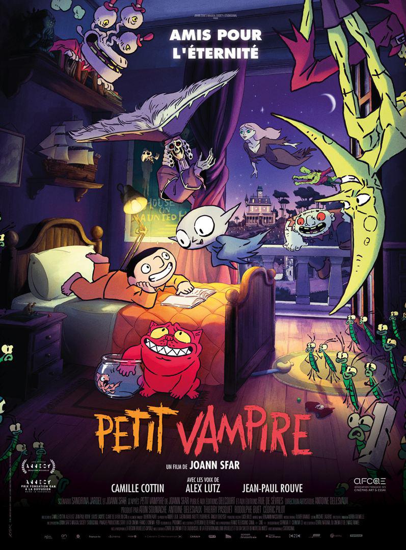 Bande-annonce du film Petit Vampire