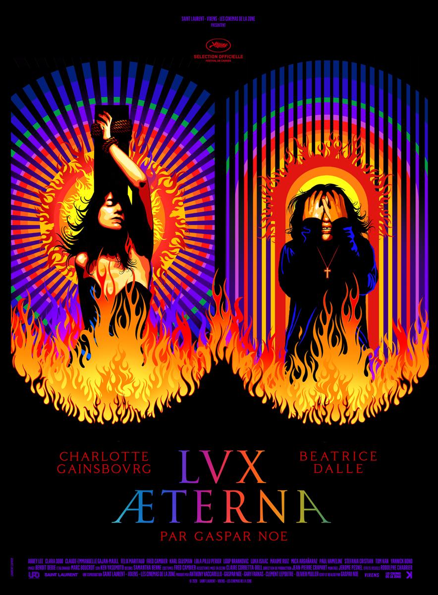 Bande-annonce du film Lux Æterna