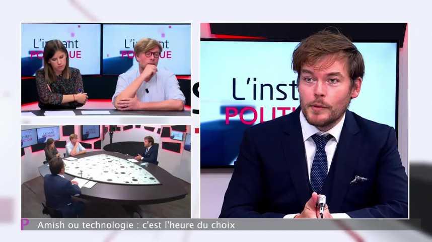 Thumbnail L'instant Politique : Jean-Charles Larsonneur