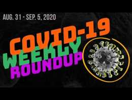 COVID-19 Weekly Update: August 31, 2020